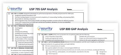 USP Compliance ToolKit